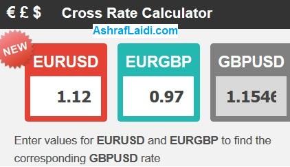 Eur Gbp Usd Calculator
